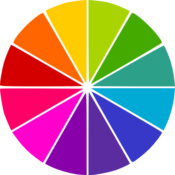 image free library Clip art at clker. Wheel of fortune clipart