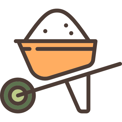 clip transparent stock Icon page. Wheelbarrow clipart construction worker tool