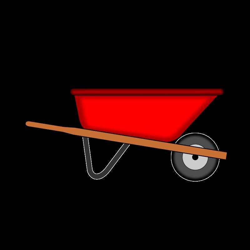 graphic transparent download Wheelbarrow clipart dirt. My almost iowa