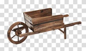 vector free download Wheelbarrow clipart rustic wooden. Hensgrej watchers brown transparent