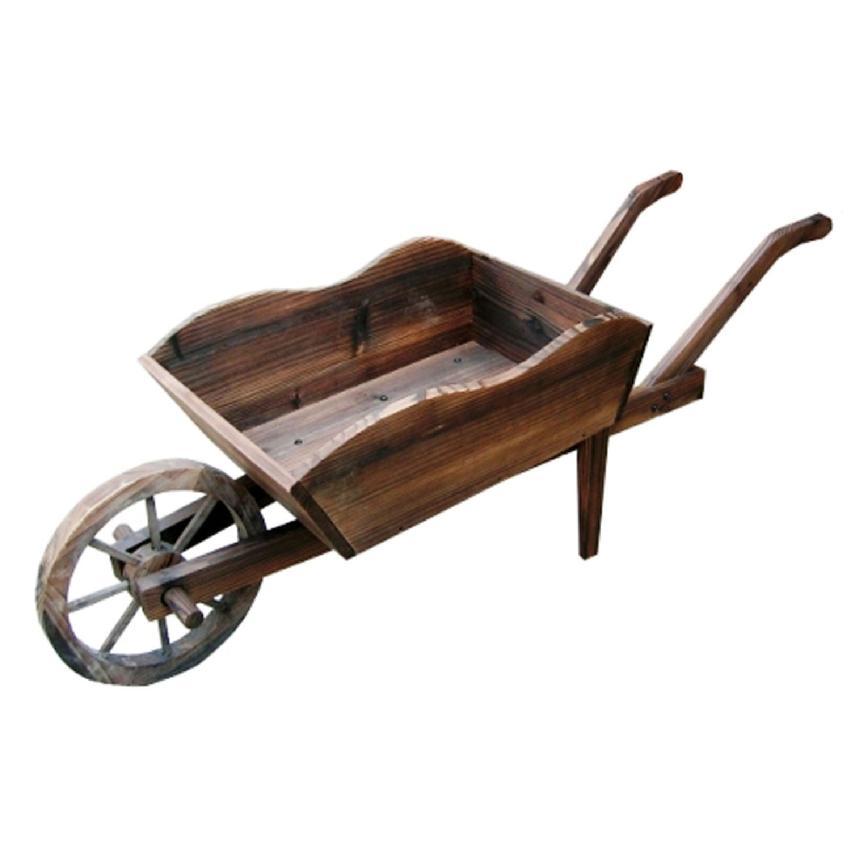 clip freeuse download Planter pismo bob s. Wheelbarrow clipart rustic wooden