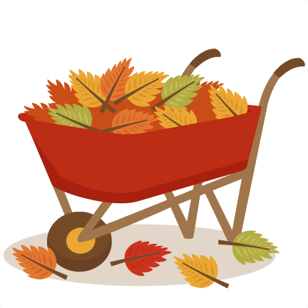 picture library Svg cutting file fall. Wheelbarrow clipart transparent background