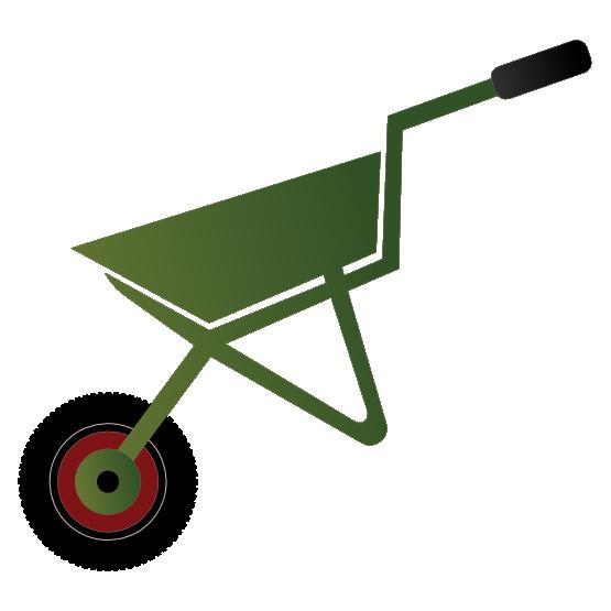 png freeuse download Wheelbarrow clipart transparent background. Clipartist net clip art