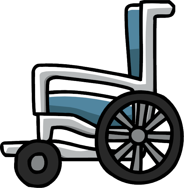 clip art free Wheel chair clipart. Wheelchair transparent png stickpng