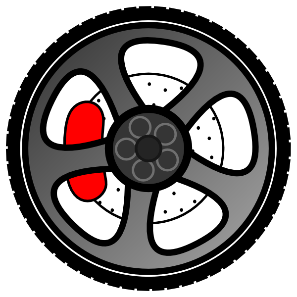 picture royalty free download Hot wheels car rim. Motorcycle wheel clipart