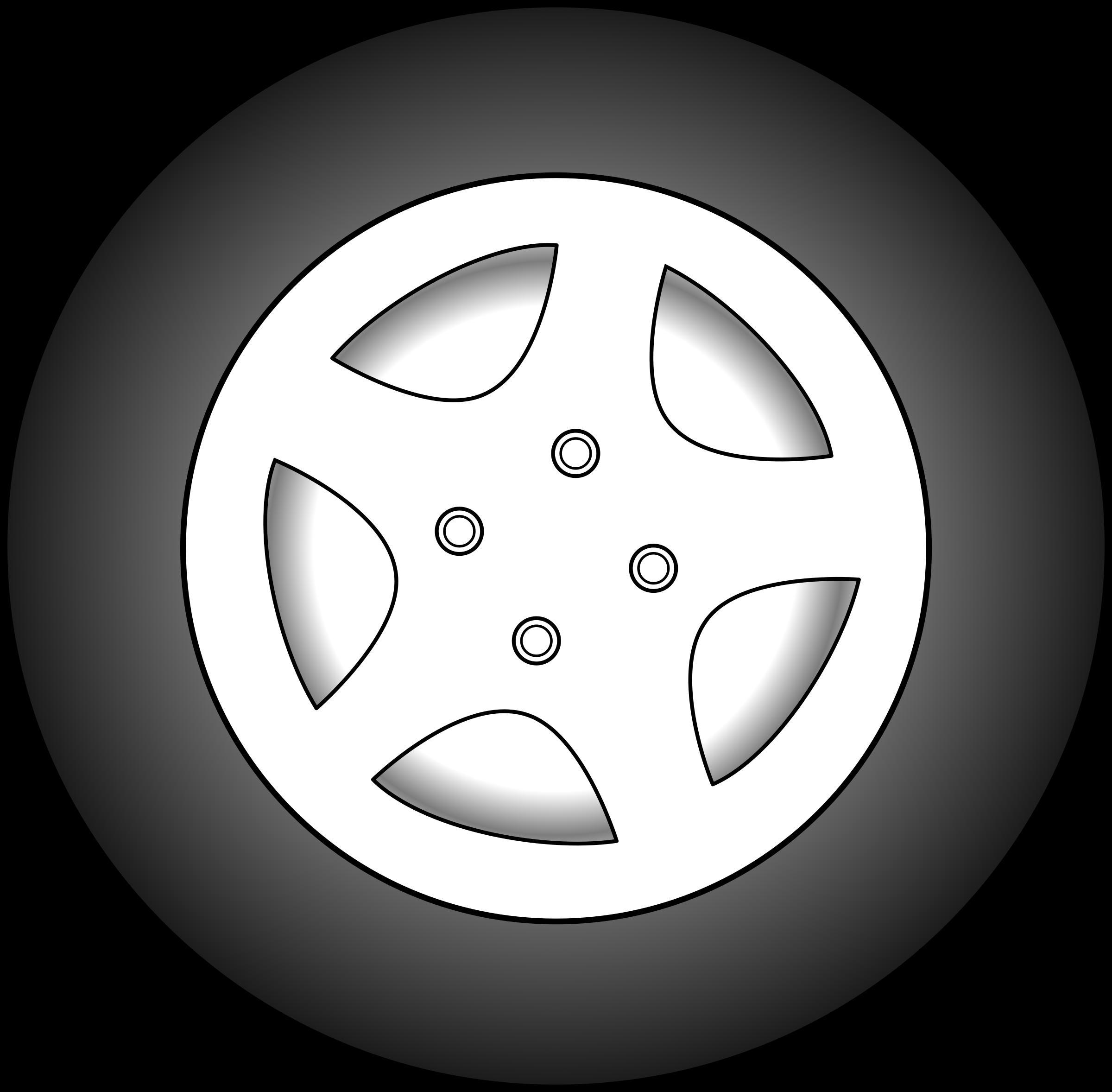 svg freeuse stock Wheels clipart. Wheel