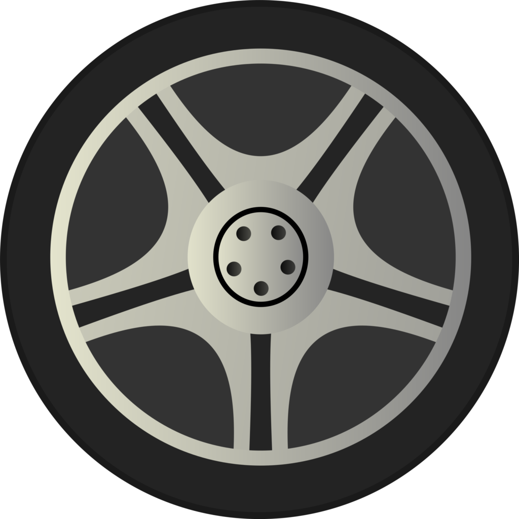 png black and white library Car typegoodies me qubodup. Wheels clipart