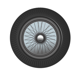 png free download Classic car wheel clip. Wheels clipart