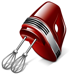 clipart library stock Held electric icon free. Whisk clipart hand mixer