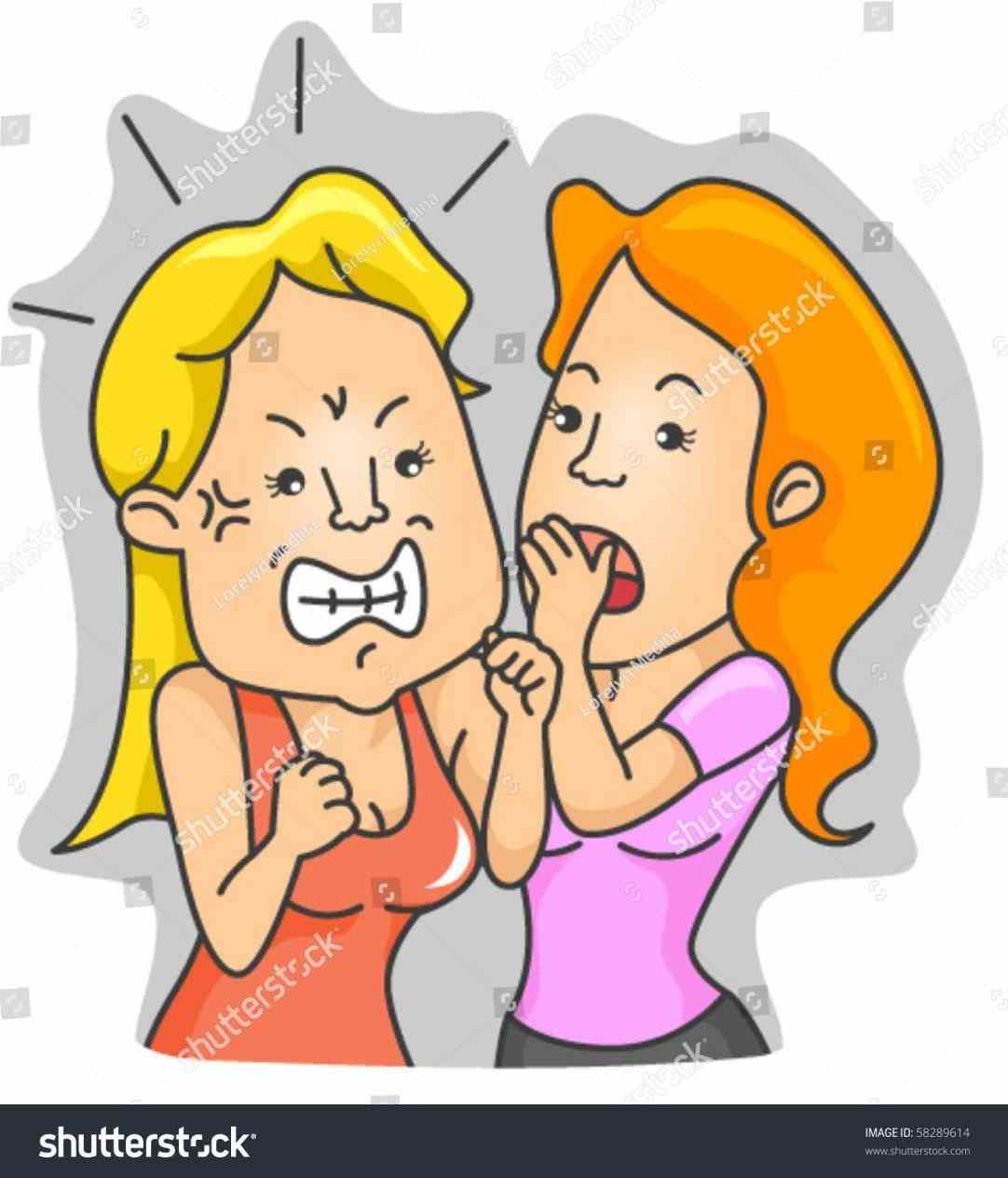 clip transparent library Whisper clipart bad kid. Picture