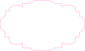 clip black and white stock Pink and clip art. White label clipart