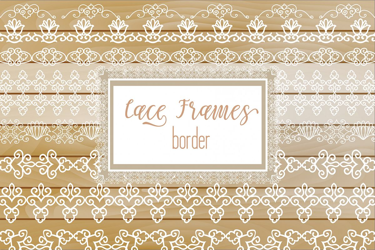 jpg library stock Borders vectors . White lace clipart