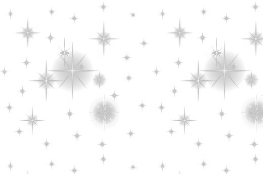 banner transparent stock White sparkle clipart. Stars png images free