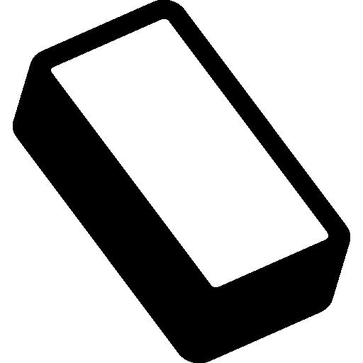 vector royalty free stock Icon Eraser Vector