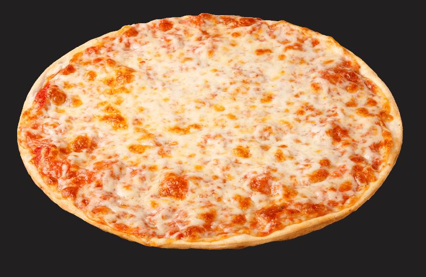 image royalty free stock Skinny Pizza Menu