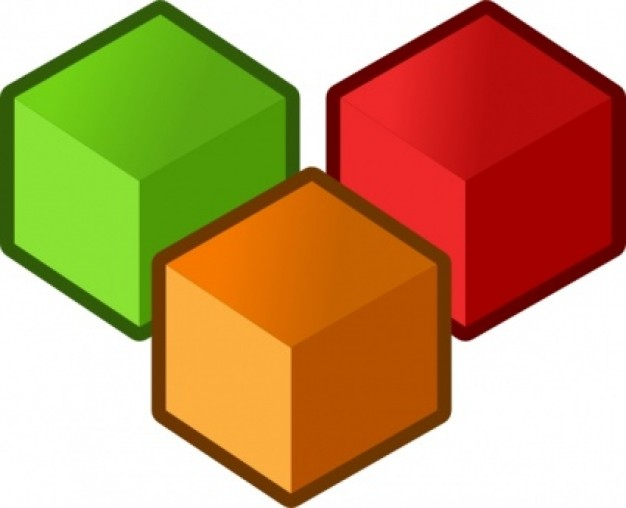 clip art royalty free library Free cube cliparts download. Why clipart cubes.