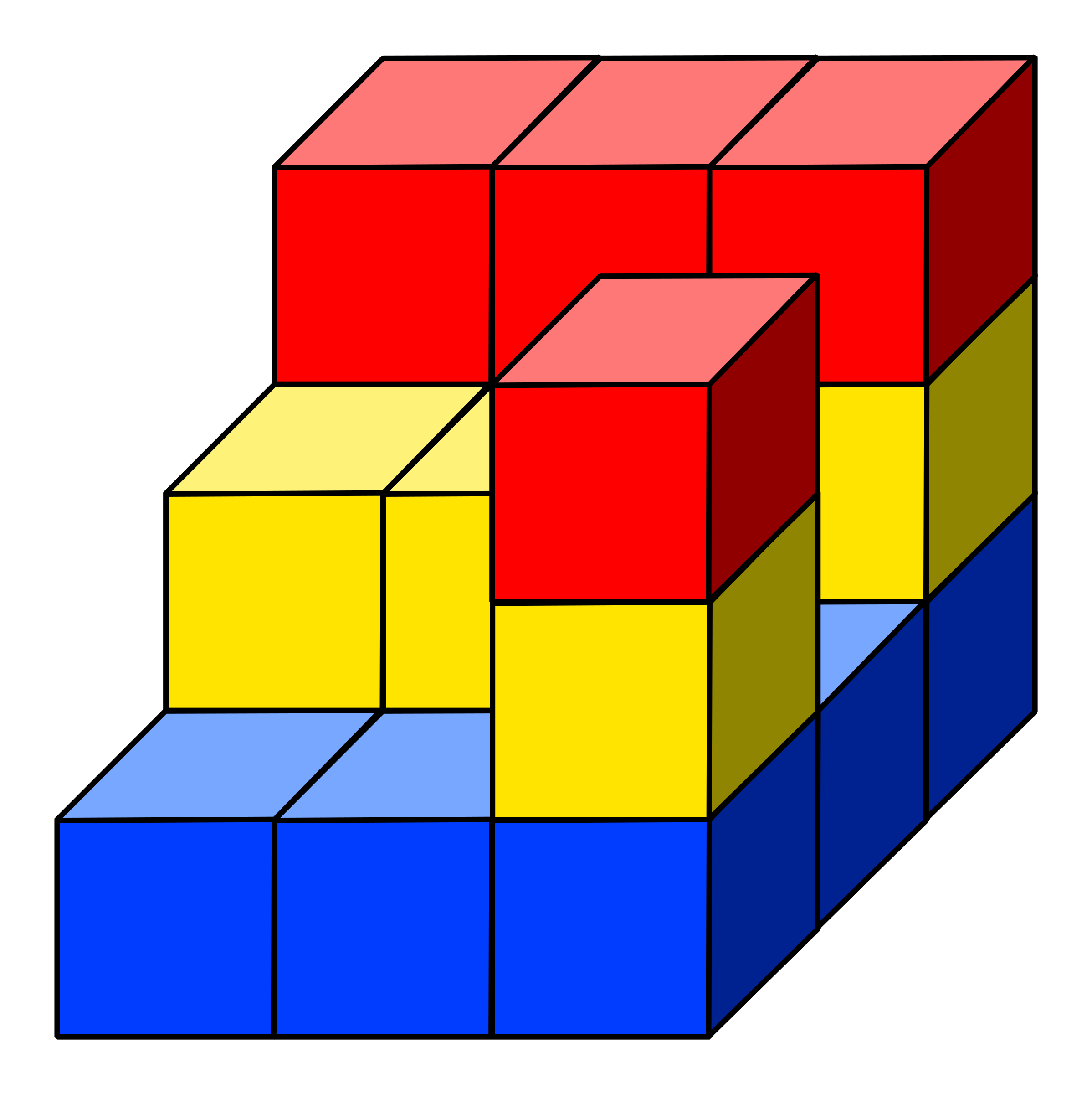 jpg transparent stock Why clipart cubes. Cube tower big image