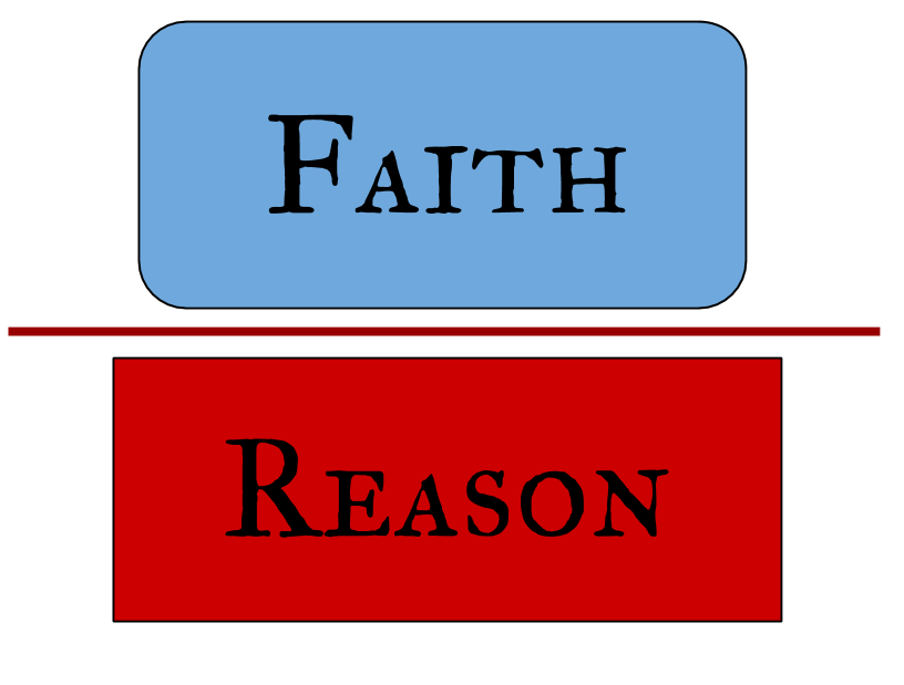 svg free Why clipart reason. Faith versus