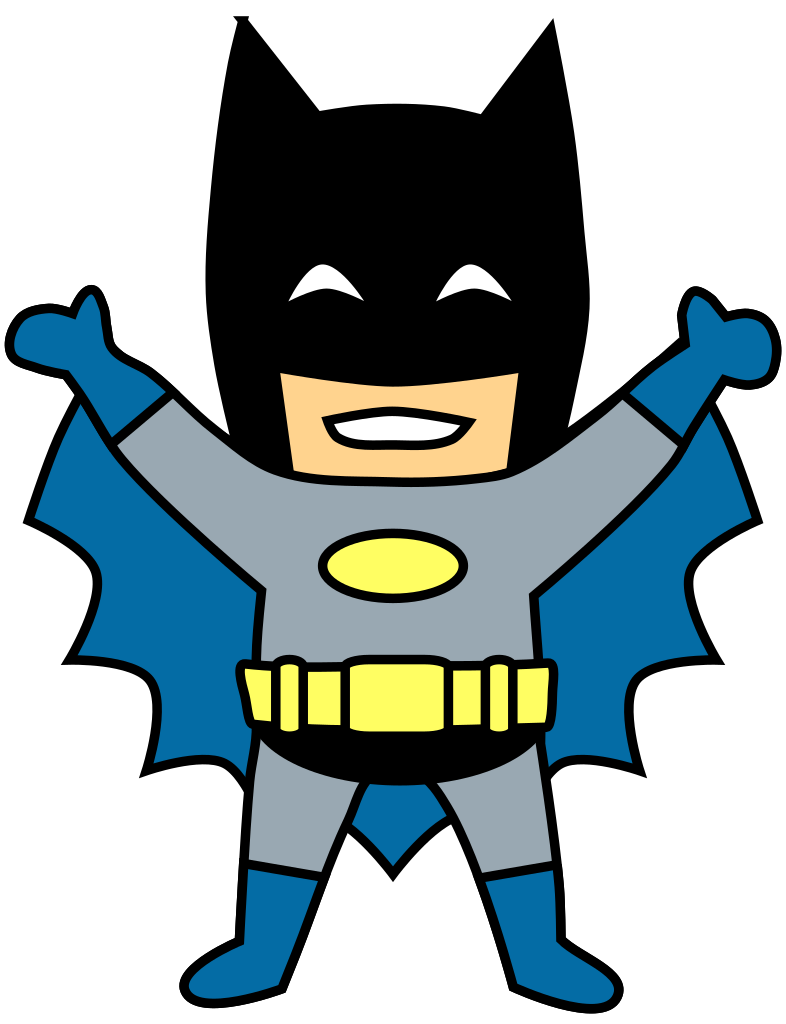 free library File batman wikimedia commons. Why clipart svg
