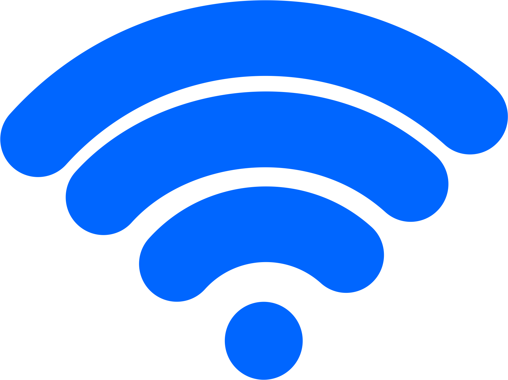 vector free Free Wifi Symbol Cliparts