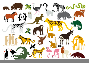 clip art transparent download Free images at clker. Wild animal clipart