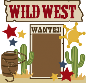 clip art transparent library Wild West SVG Collection svg files for scrapbooking free svg files