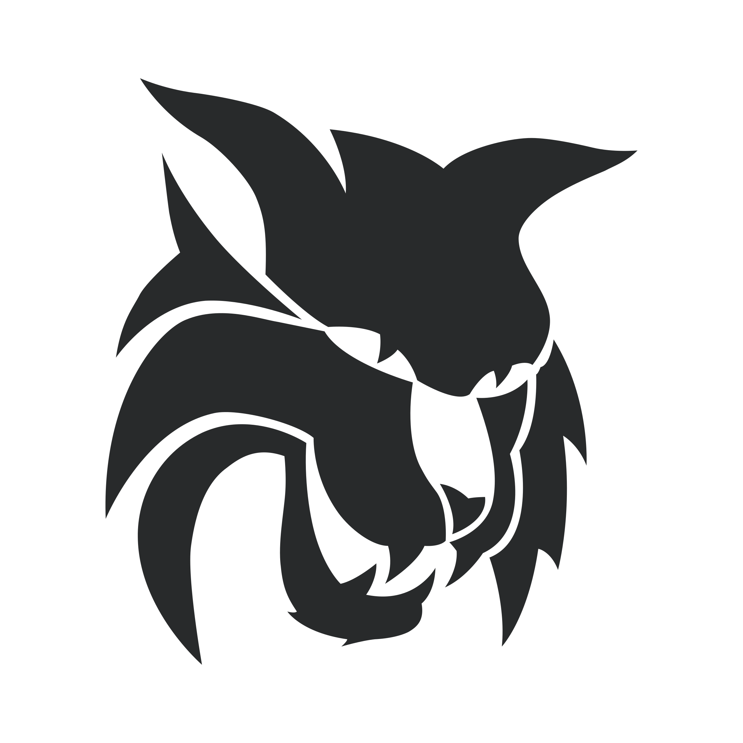 clipart library stock Wildcat vector. Cwu logo png transparent