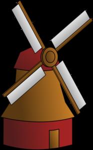 jpg transparent stock Clip art at clker. Windmill clipart