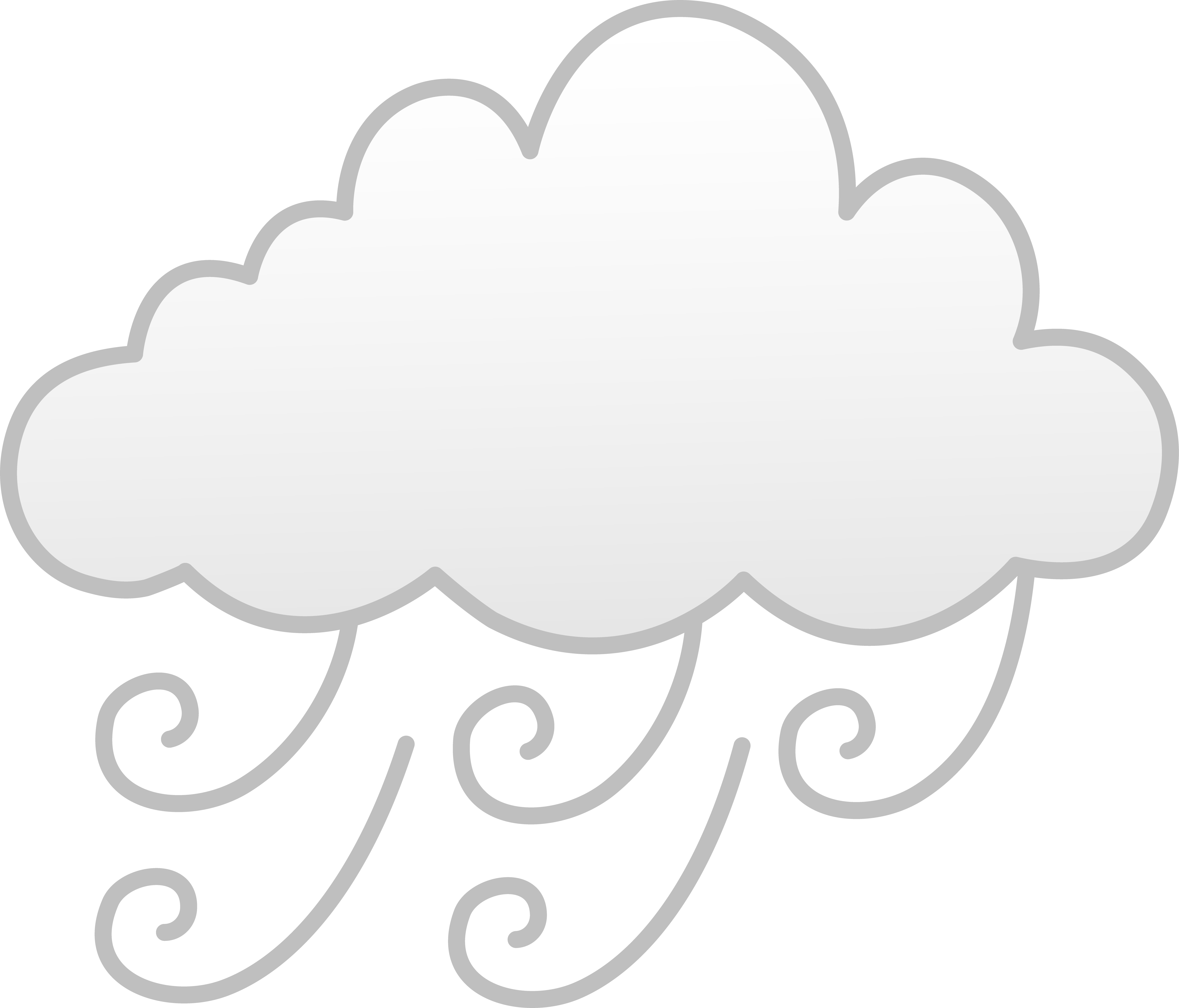 graphic royalty free download Fog clipart weather pattern. Windy or foggy free.
