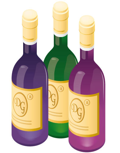 png black and white Wine Bottle Clipart Free Download Clip Art