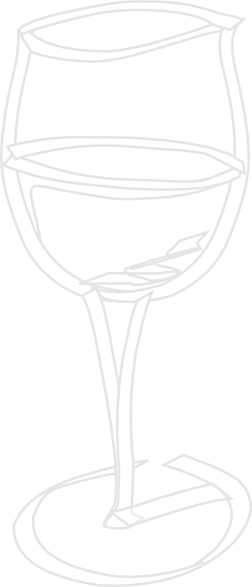 clipart free download Outline clip art at. Wine glass clipart black and white