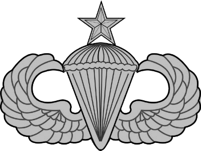 clipart royalty free library Wings clipart jumpmaster. Image jump usaf usa