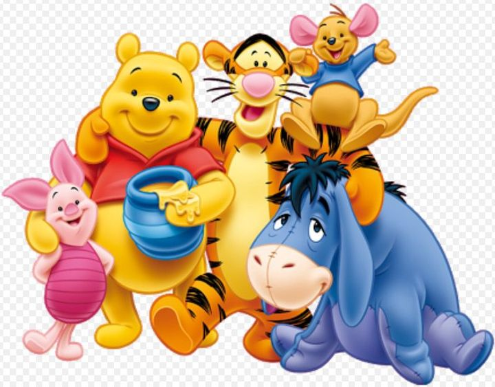 image freeuse stock Conspiracy theories vs mental. Winnie the pooh clipart winney