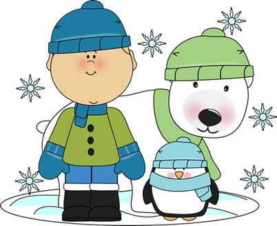 png freeuse library Books and fun whitehouse. Winter bear clipart