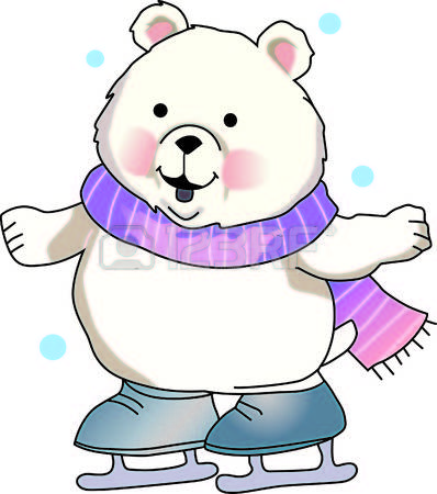 svg royalty free library Free cliparts download clip. Winter bear clipart