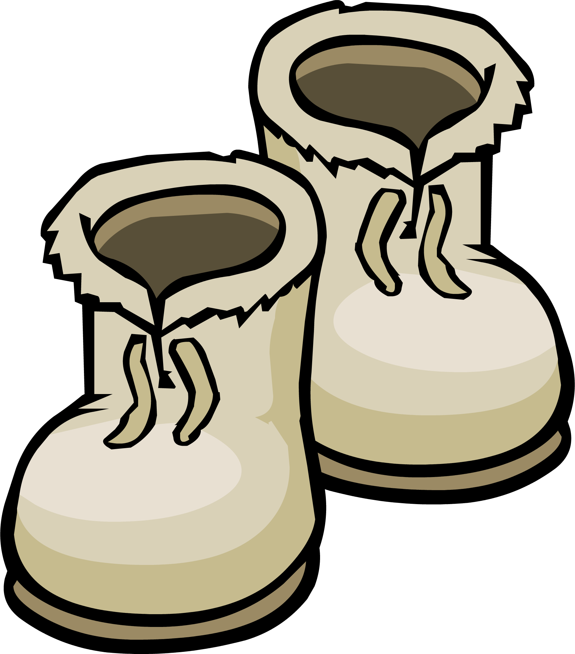 image royalty free stock Free Snow Boots Cliparts