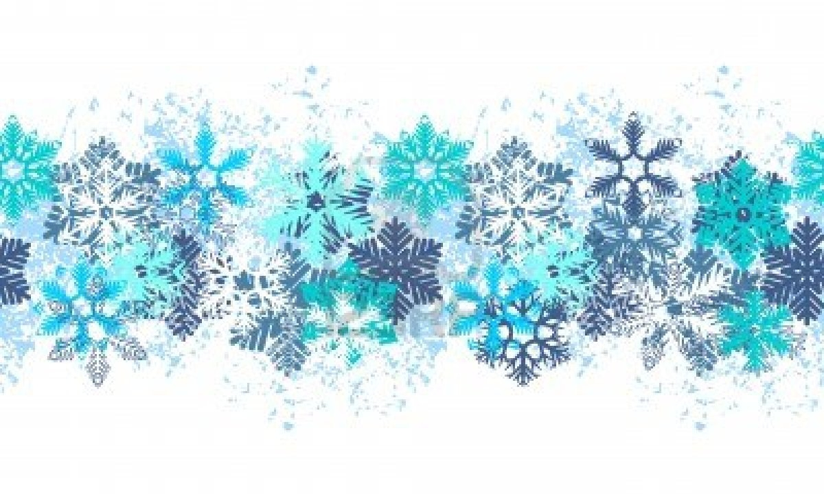 banner freeuse Free snowflake clipart borders. Frame cliparts download clip
