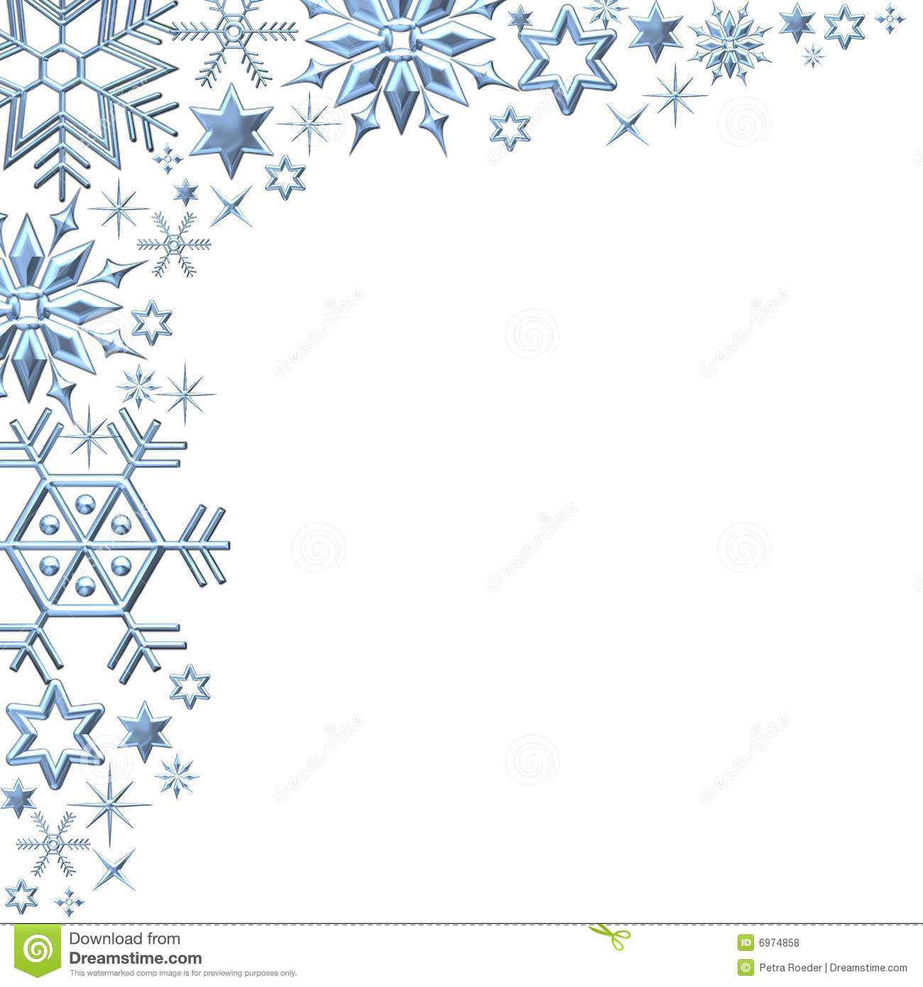 image royalty free download  border clip art. Winter borders clipart.