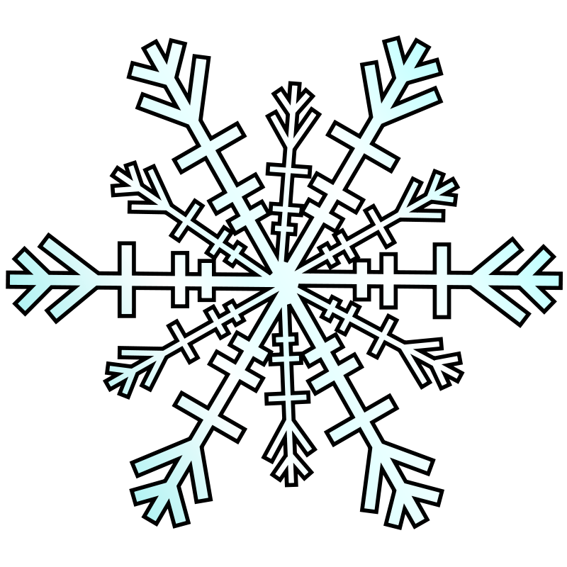 black and white Clip art images clipartix. Winter clipart