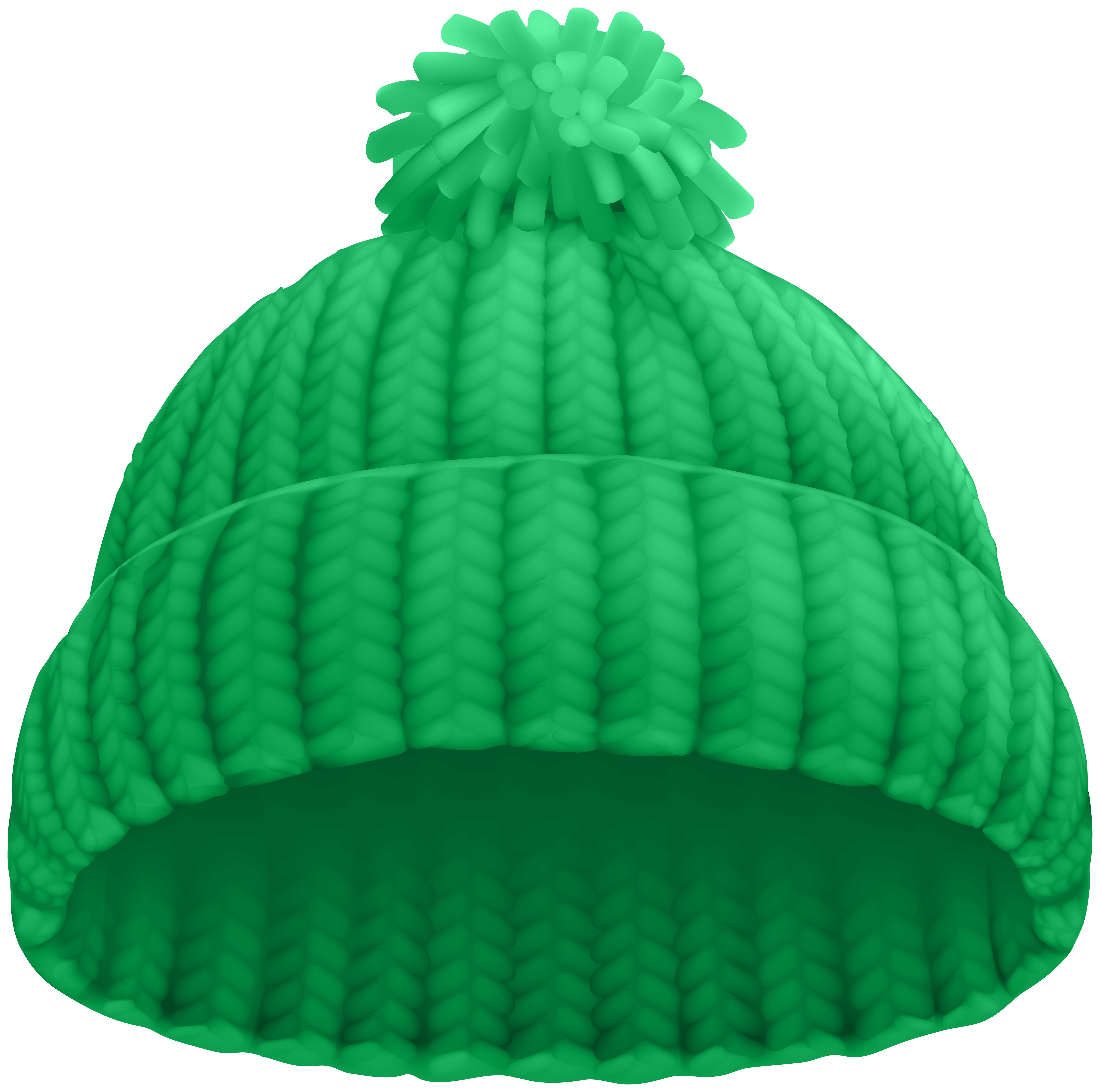 svg freeuse download Green winter hat png. Beanie transparent clipart