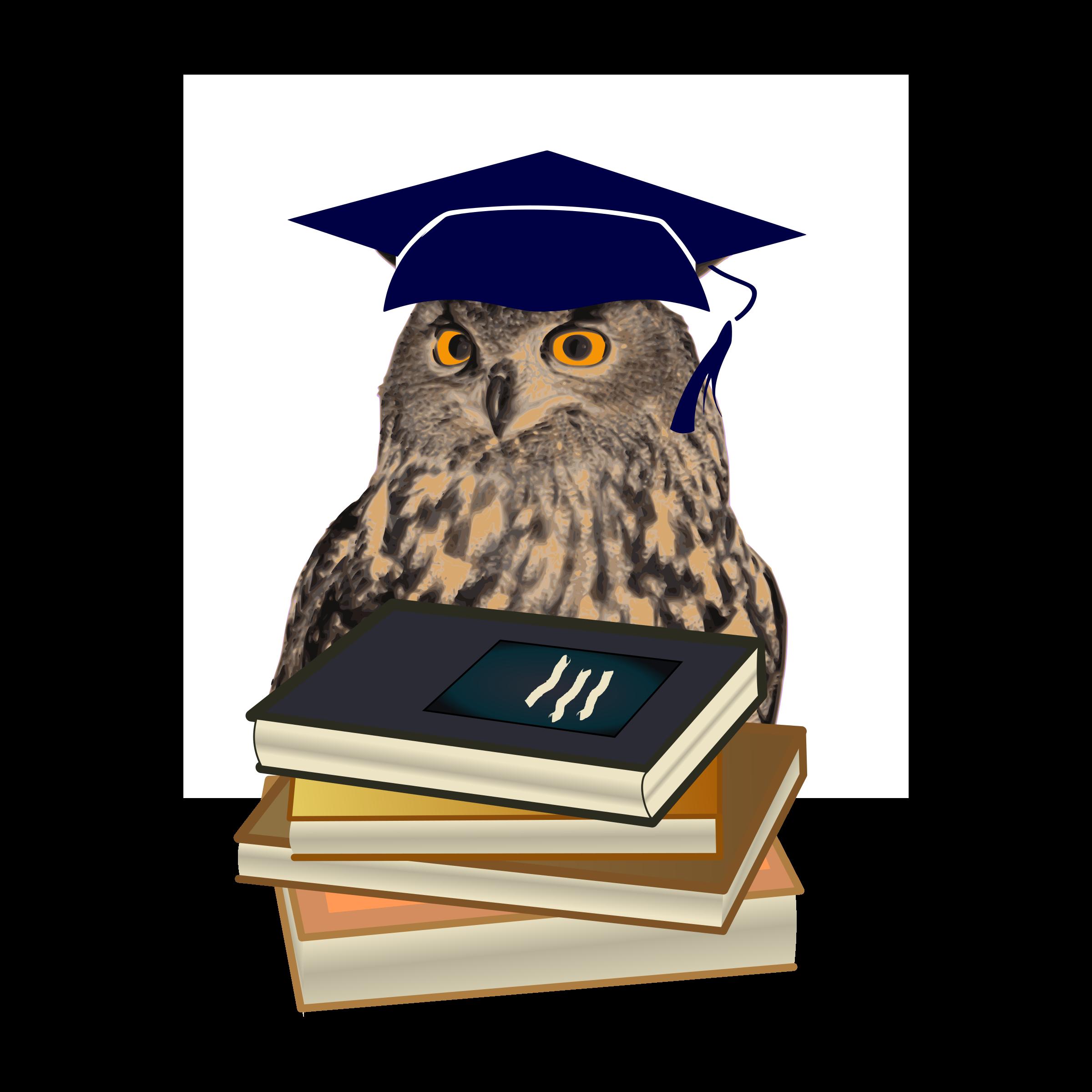 image free Wisdom clipart. Owl as symbol big