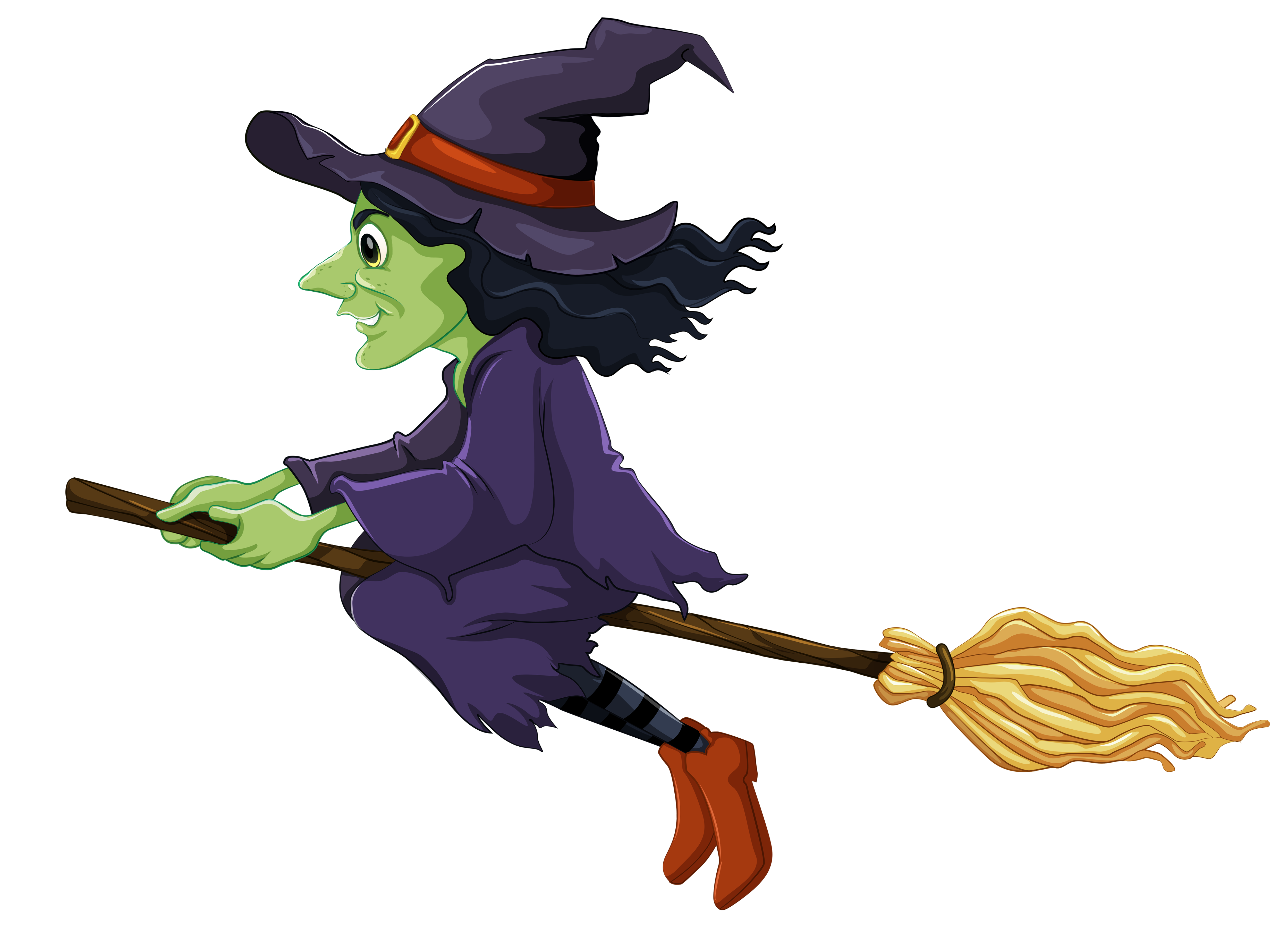 graphic free Halloween gallery yopriceville high. Witch clipart.