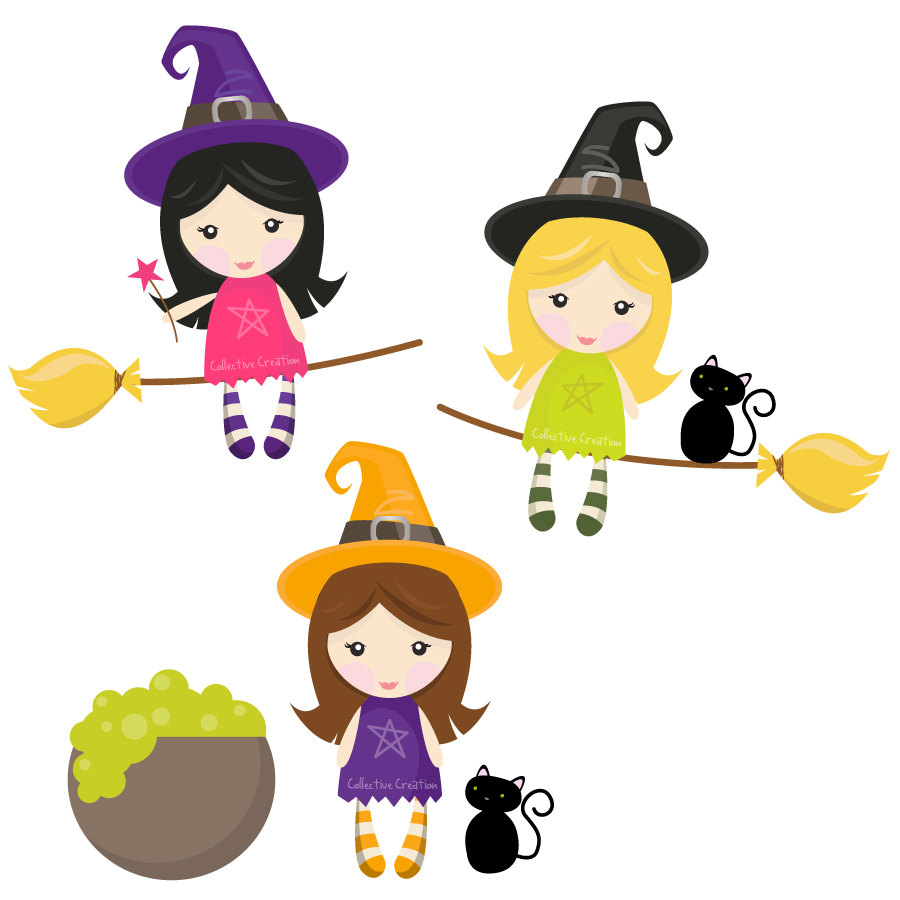 png freeuse stock Free witch cliparts download. Witches clipart