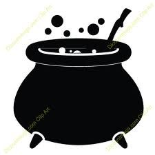 svg free stock Cauldron transparent free for. Witches clipart bowl