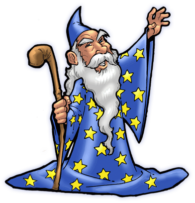 clip art black and white Wizard clipart. Png transparent free images