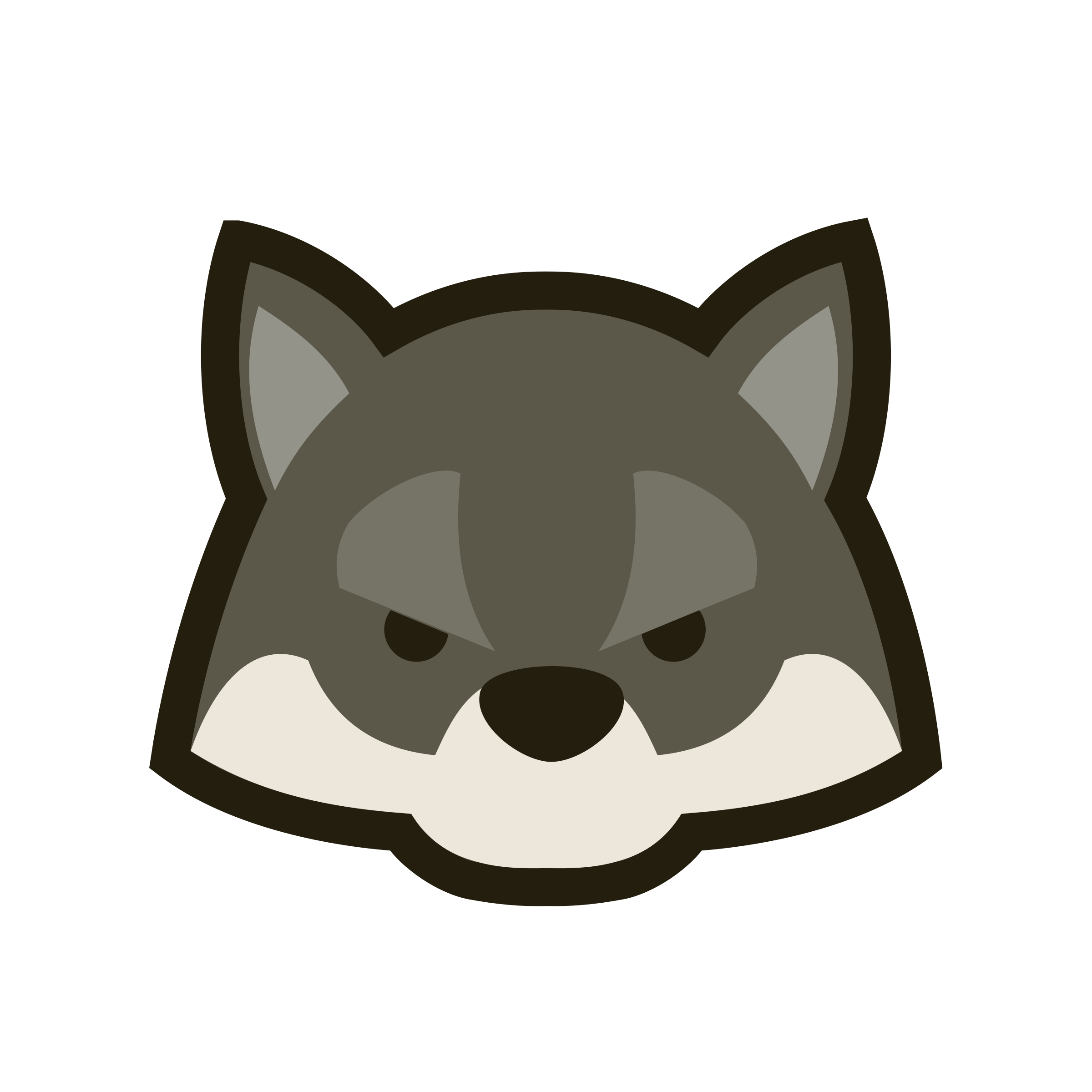 freeuse library cute wolf clipart doushouqi wolf