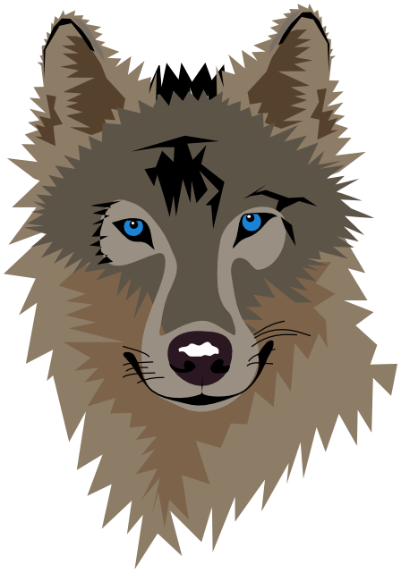 svg free stock Free to use clipart wolf free to use clipart cliparting free