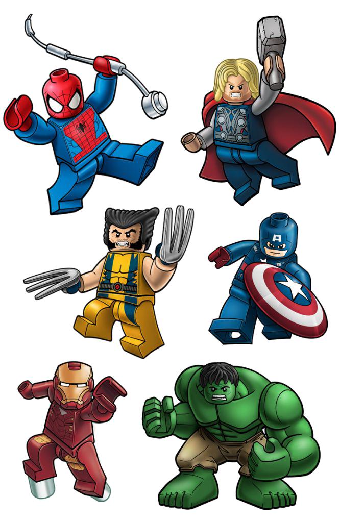 banner free library Spiderman thor ironman hulk. Wolverine clipart