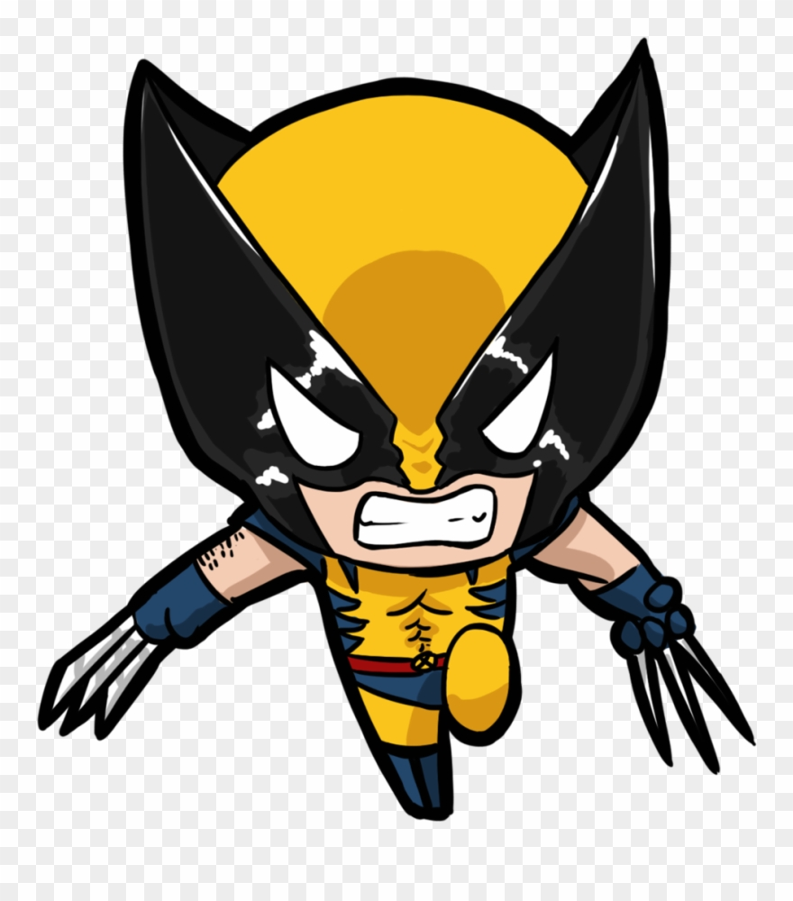 vector transparent Wolverine clipart. Picture transparent library claw