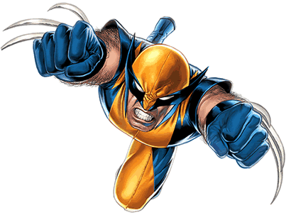 transparent library Wolverine clipart. Free cliparts download clip